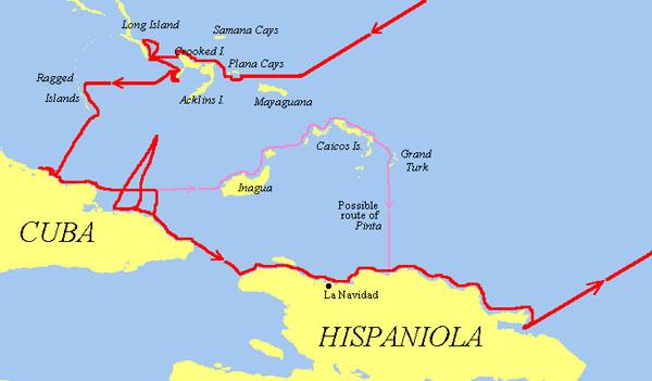 Ocean motion timeline 1500 a d for Cuarto viaje de colon